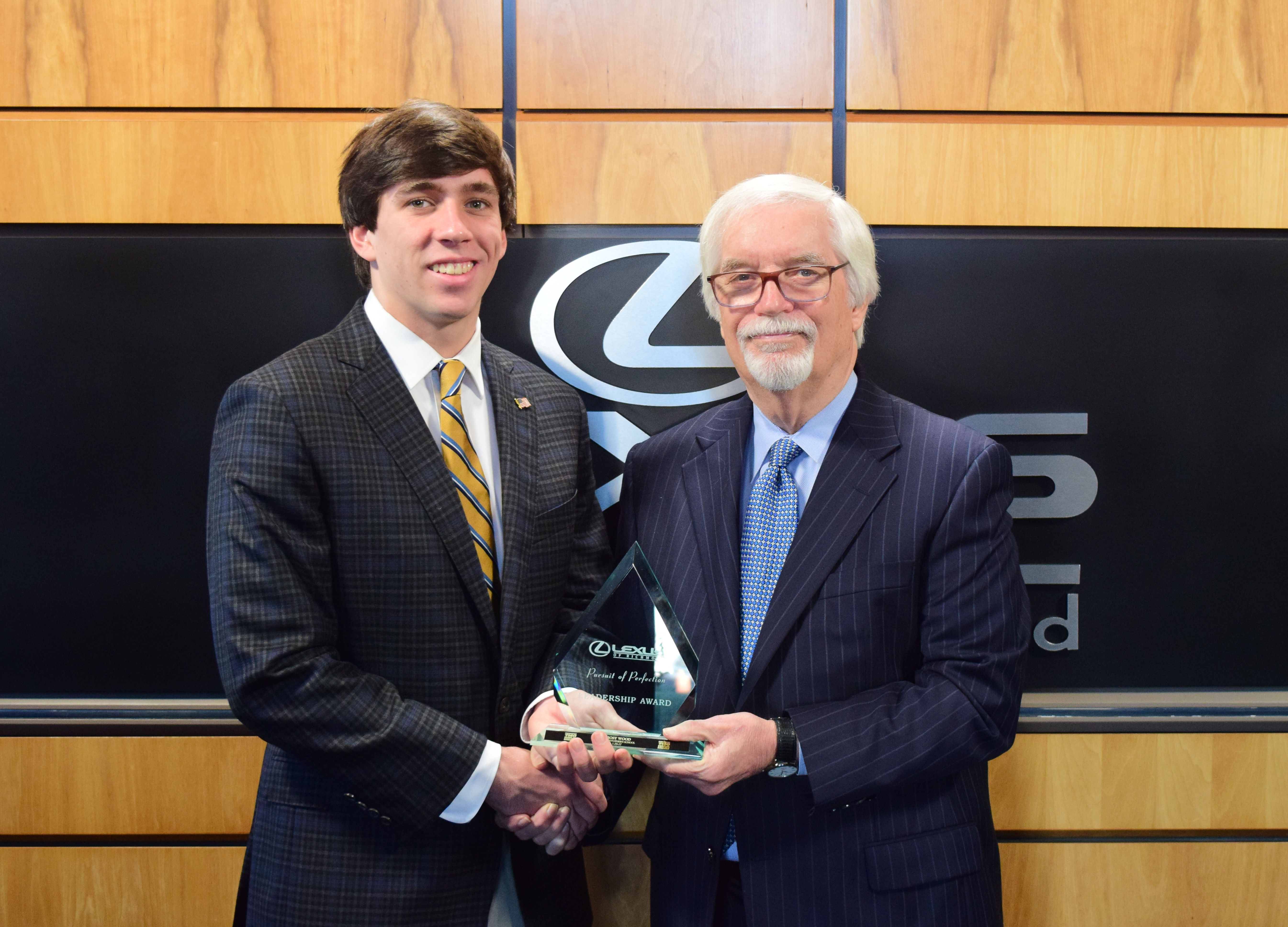 Frost Wood Of St. Christopheru0027s School Is Lexus Of Richmondu0027s Week 15  Nominee For The Leadership Award Scholarship. With His Current 4.0 GPA, ...