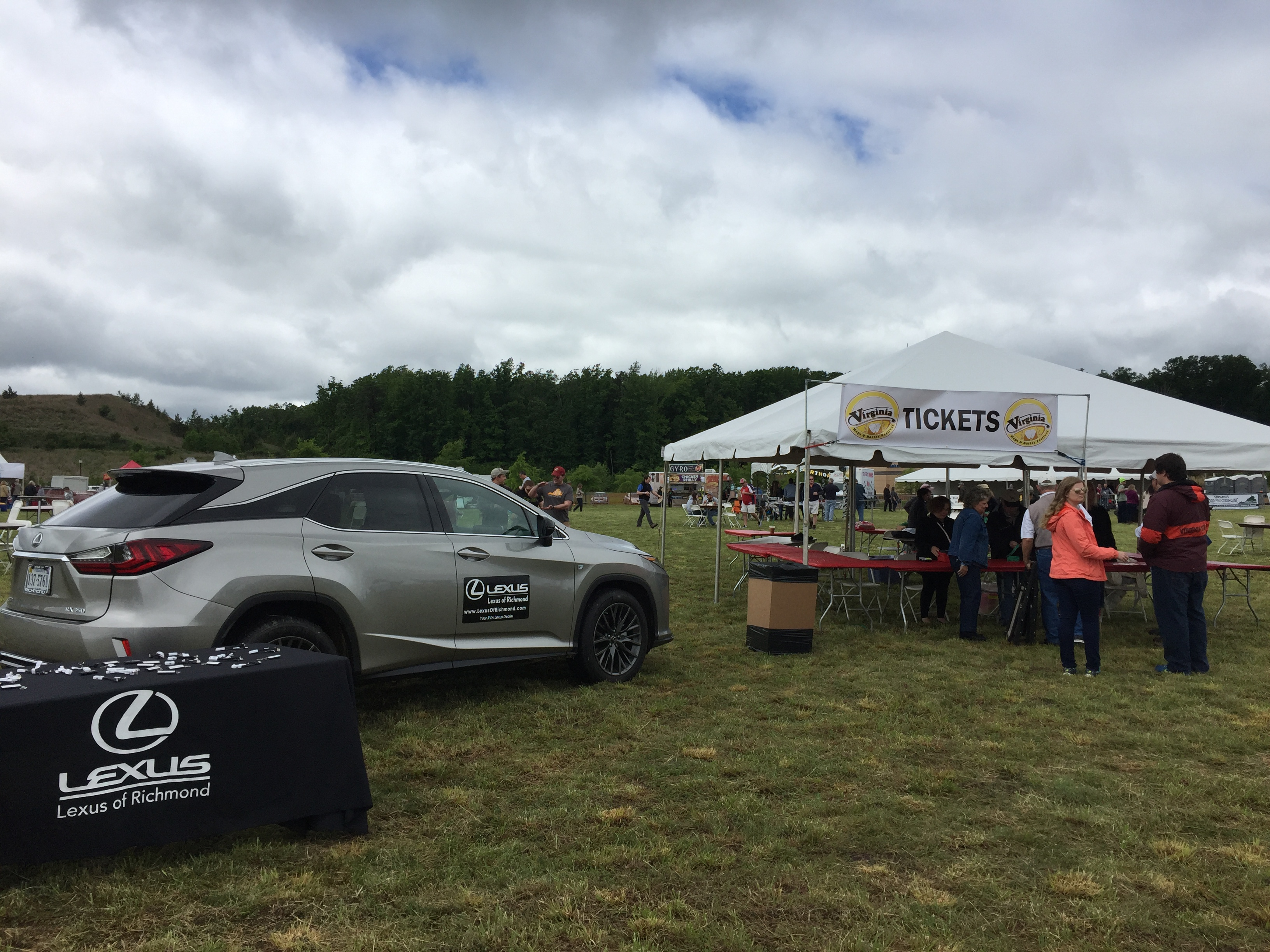 On May 13th Lexus Of Richmond Was Proud To Be A Sponsor For The Virginia  Hops And Barley Festival. This Year The Event Was Held At Westchester  Commons To ...
