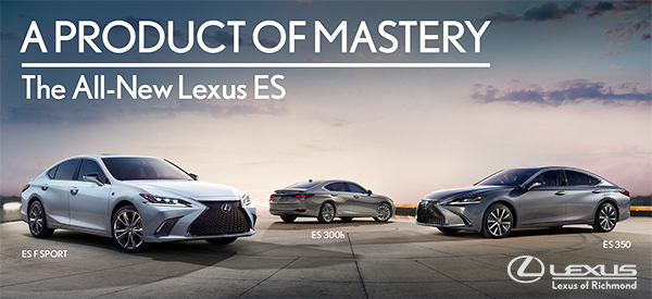 Lexus Of Richmond Ociates Recently Traveled To The Toyota Training Center In Maryland For Sessions On All New 2019 Es