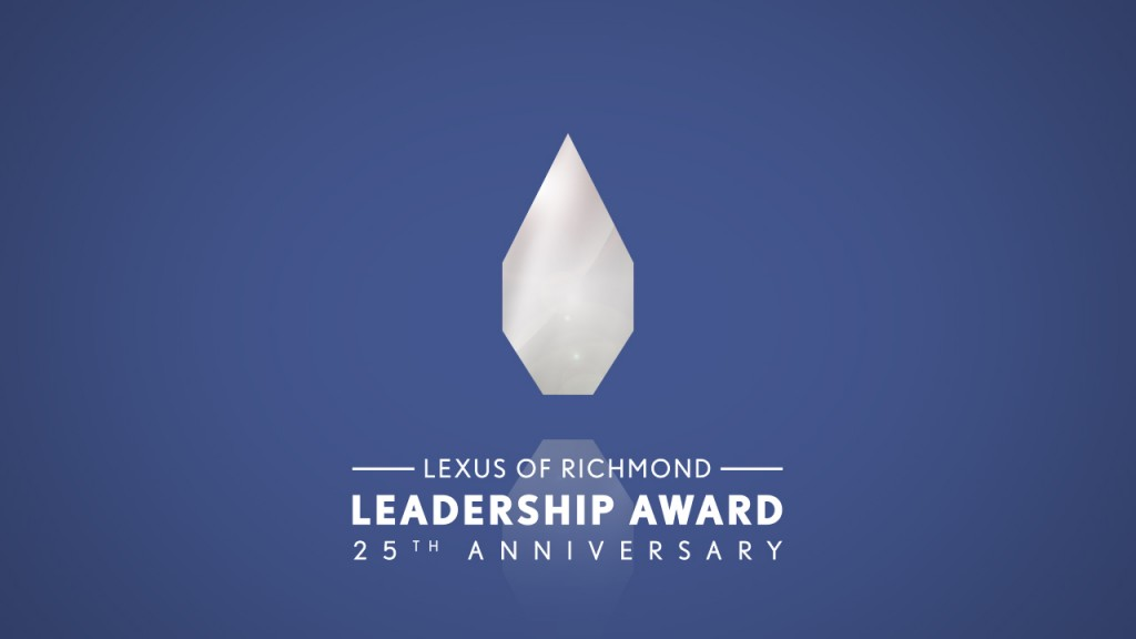 Lexus Leadership Award Logo [Color]